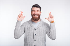 Bearded Hipster (iStock-1201282794)