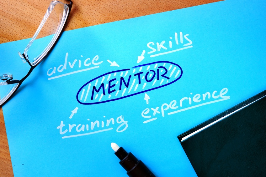 Become a mentor and be open to being a mentee