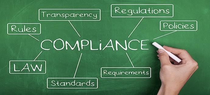 Compliance Chalkboard