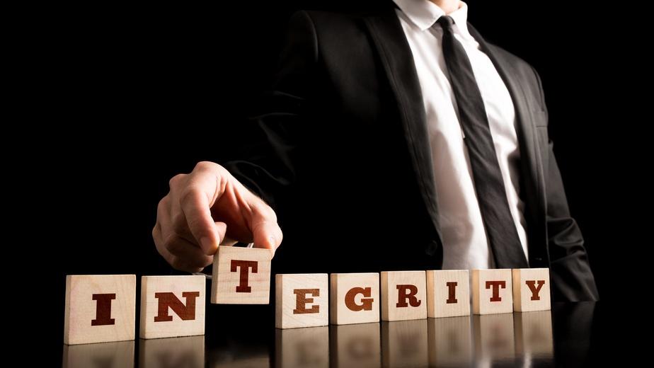 Integrity leadership