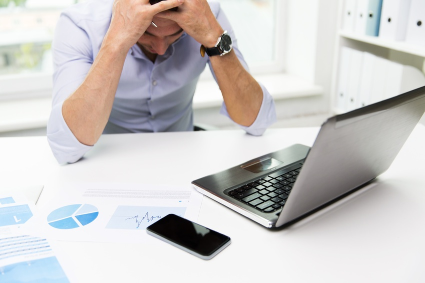 workplace stress anxiety