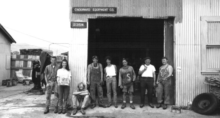 Patagonia Original members