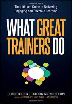 What Great Trainers Do by