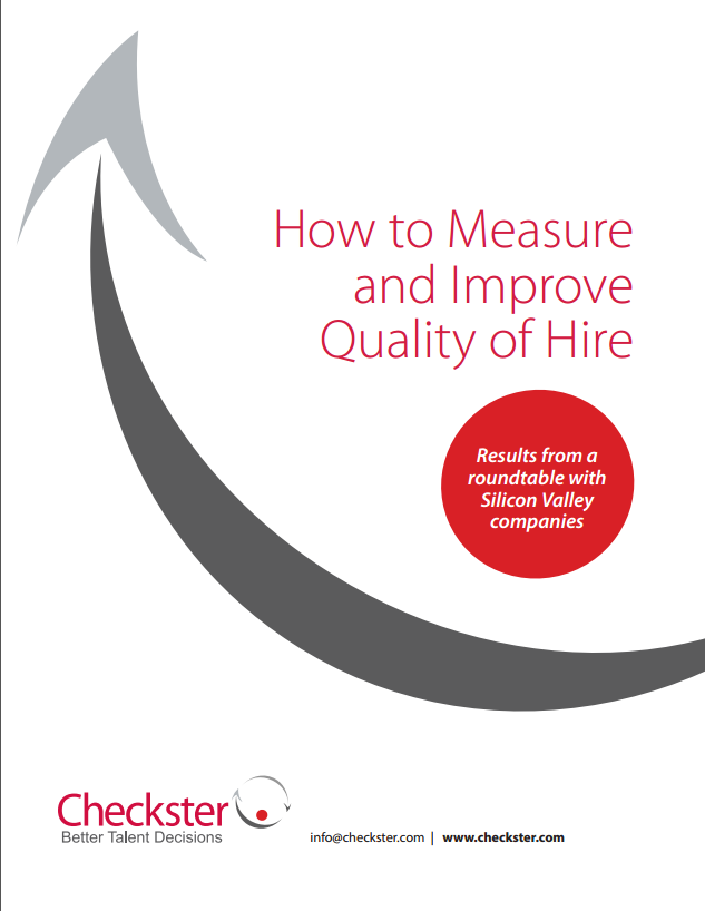 Improve your Quality of Hire